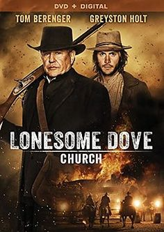 Lonesome Dove Church - DVD | The true story of the formation of the Lonesome Dove Church in Texas. | Available at ChristianCinema.com