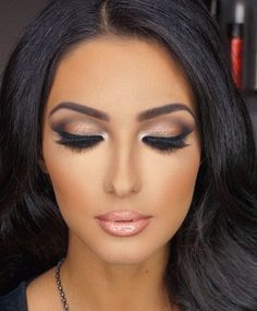 Beautiful bridal look. Come stop by #TopLevelSalon for this look.