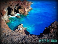 Another view from Punta de Teno in Tenerife, Canary Islands!