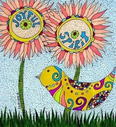 Joyful spirit via Carol's Country Sunshine on Facebook
