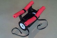 Picture of Kayak Step Cart must have must do