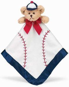 Bearington Baby Lil Reindeer Snuggler Lovey 15 Christmas Plush Security Blanket