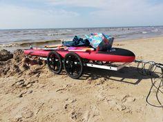 SUP-board bike trailer carrier Bike Trailer, Cargo Bike, Donkey, Bicycles, Trailers, Antique Cars, Facebook, Antiques, Board