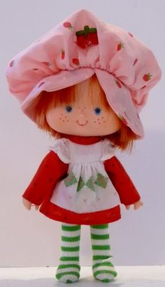 Strawberry Shortcake 1979 Vintage Doll, which I have :)