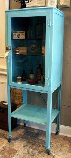 1950's medicine cabinet | bathroom storage | 500.00 | The Design Group shop http://jannielsen.com/