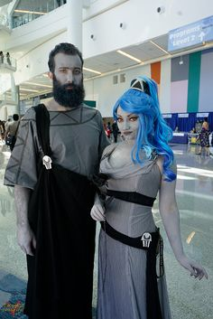 Hades & Dark Megara