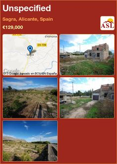 Unspecified in Sagra, Alicante, Spain ►€129,000 #PropertyForSaleInSpain