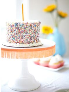 Jul 2018 - From layer cakes to classic bundt cakes and cake pops, we have the tastiest cake recipes. Plus, expert decorating tips so you can make a delicious and pretty cake! See more ideas about Cake recipes, Desserts and Dessert recipes. First Birthday Cakes, Birthday Fun, First Birthday Parties, First Birthdays, Birthday Ideas, Rainbow Birthday, Cupcakes, Cupcake Cakes, Taco Party