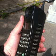 My first Mobile Phone from 1993
