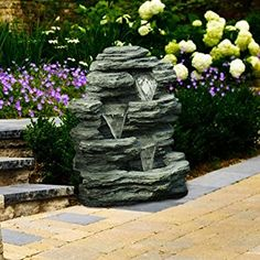 A good way to enhance your garden is to add some kind of water feature. These can be both soothing and visually appealing. I have found that there is nothing more relaxing than to sit on a bench and listen to the fountain I installed, whilst I read a good book or just close my eyes and...
