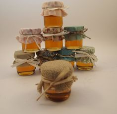 60 mini mason jars  for the Rustic Bride or by CustomLoveGifts, $148.20