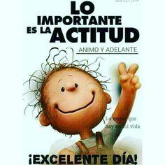 """940 Me gusta, 10 comentarios - @lasmejoresreflexiones en Instagram: """"Actitud ✌ #buenosdias"""""""