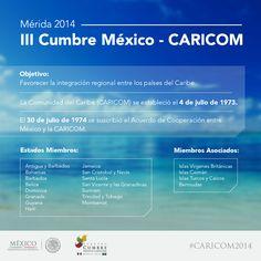 III Cumbre México - CARICOM