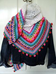 137 Beste Afbeeldingen Van Omslagdoeken Sjaals In 2019 Crochet