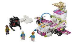 LEGO Movie Set 70804: Ice Cream Machine