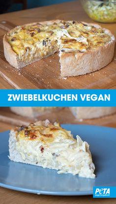 Vegan Vegetarian, Vegetarian Recipes, Healthy Recipes, Vegan Dishes, Food Inspiration, Pesto, Quiche, Food Porn, Veggies