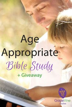 What does your child need to know about the Bible? Let's look at age appropriate bible study! #biblestudyforkids #giveaway #biblehomeschoollesson