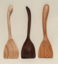 Serve something special this holiday season with handmade wooden spoons by Jordan Archote! www.theinsideshow.com
