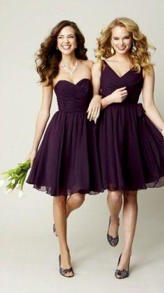 40 Glamorous Dark Purple Wedding Inspirational Ideas