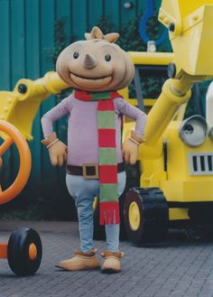 'Bob the Builder Live' costumes