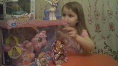 #Распаковка подарков ,какие игрушки Супер Диана открывает