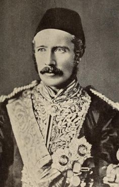 General Charles Gordon known as 'Chinese Gordon': He saw action in the Crimea, the Taiping Rebellion, and the Sudan. He was killed at Khartoum in 1869.