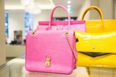 Marja Kurki handbags on Strictly Style blog. #handbags #style #marjakurki #fashion #pink