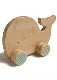 Holzspielzeug Wal aus der Kategorie Spielzeug von Mamarella