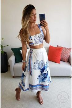 Outfit Goals, Ps, Boho Chic, Personal Style, Two Piece Skirt Set, Boutique, Womens Fashion, Casual, Skirts