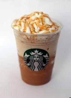 Here is Starbucks' REAL secret menu. Enjoy!