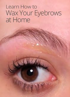 how to prevent bumps after eyebrow waxing