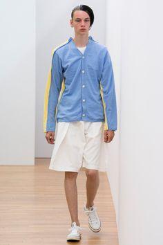 Comme Des Garçons Shirt  #VogueRussia #menswear #springsummer2018 #CommeDesGarçonsShirt #VogueCollections