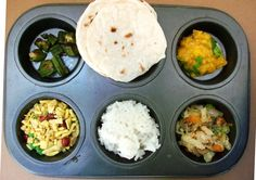 Muffin Tin Monday: Indian Food