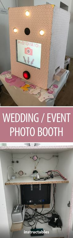 Wedding / Event Photo Booth  #photography