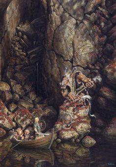 paul bonner dwarf - Google Search