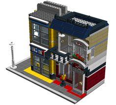 10 Best Lego Digital Designer MOC Creation images in 2015   Lego
