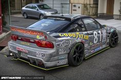 Origin Labo. NISSAN 180SX RPS13 HATCH WING TYPE 3 FRP