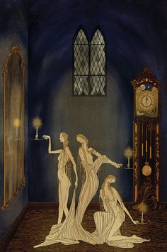 Seven Gothic Tales | Folio Illustrated Book