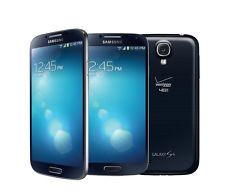 Unlocked Samsung S4 Galaxy SGH-i545 16GB 13 MP Android 4G LTE Cell Phone - BLACK