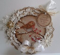 Scraps and more...: Merry Christmas to You...