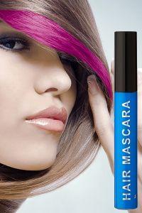 Stargazer - UV Haar Mascara - UV blau