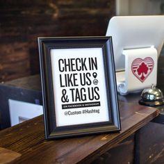 This item is unavailable Vendor Table, Vendor Booth, Vendor Displays, Craft Booth Displays, Market Displays, Display Ideas, Vendor Events, Instagram Sign, Follow Me On Instagram