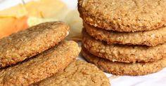 Aunque en casa son habituales las galletas de avena sin mantequilla , de vez en cuando me gusta probar otras recetas del mismo estilo que ...