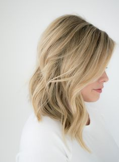 Summer Detox: hair edition // by Kate Bryan at the Small Things Blog