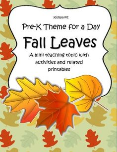 Pre-k Theme for a Day is a series of mini teaching topics that are focused towards preschool and Pre-K learners. Although the activities are written to cover one full day of activities and related games, centers and other printables, there are enough ideas to extend the theme longer if needed. 35 pages $2