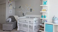 Stork Craft Tuscany Crib In White: Absolutely Stunning Crib And Nursery