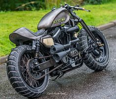 Fury Road. A Post Apocalypse Sportster.