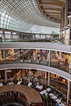 Shopping mall - Singapore