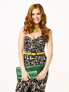 Isla Fisher - Confessions of a Shopaholic