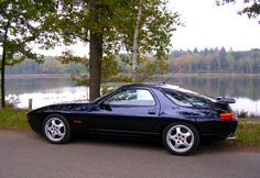 #14. EU-market Porsche 928 GTS, exact model year unknown. Definitely *not* an unlucky #... for one thing, no Panamera will *ever* look this good!